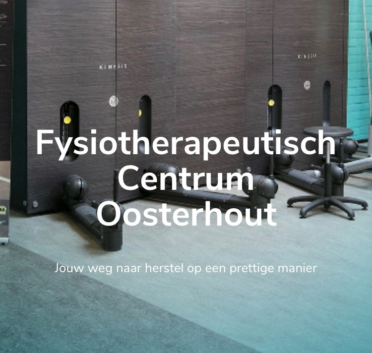 Manueel therapeut te Oosterhout
