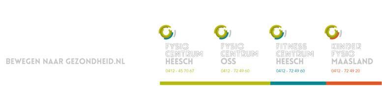 Geriatrie fysiotherapeut (i.o) te Heesch